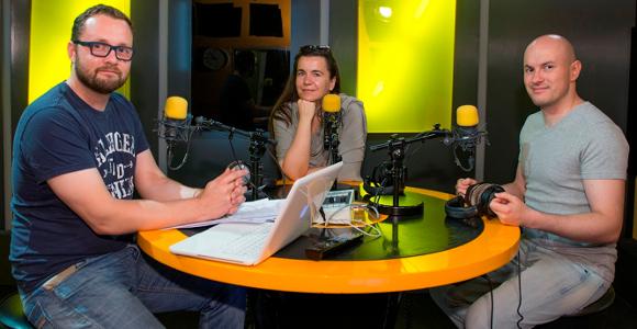 Nagość w radiu (i Kościół katolicki!)