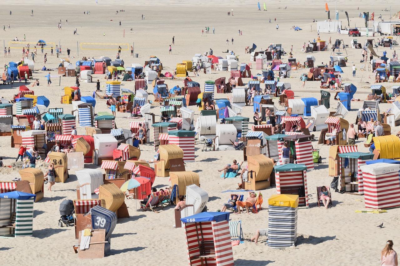Polacy na plażach