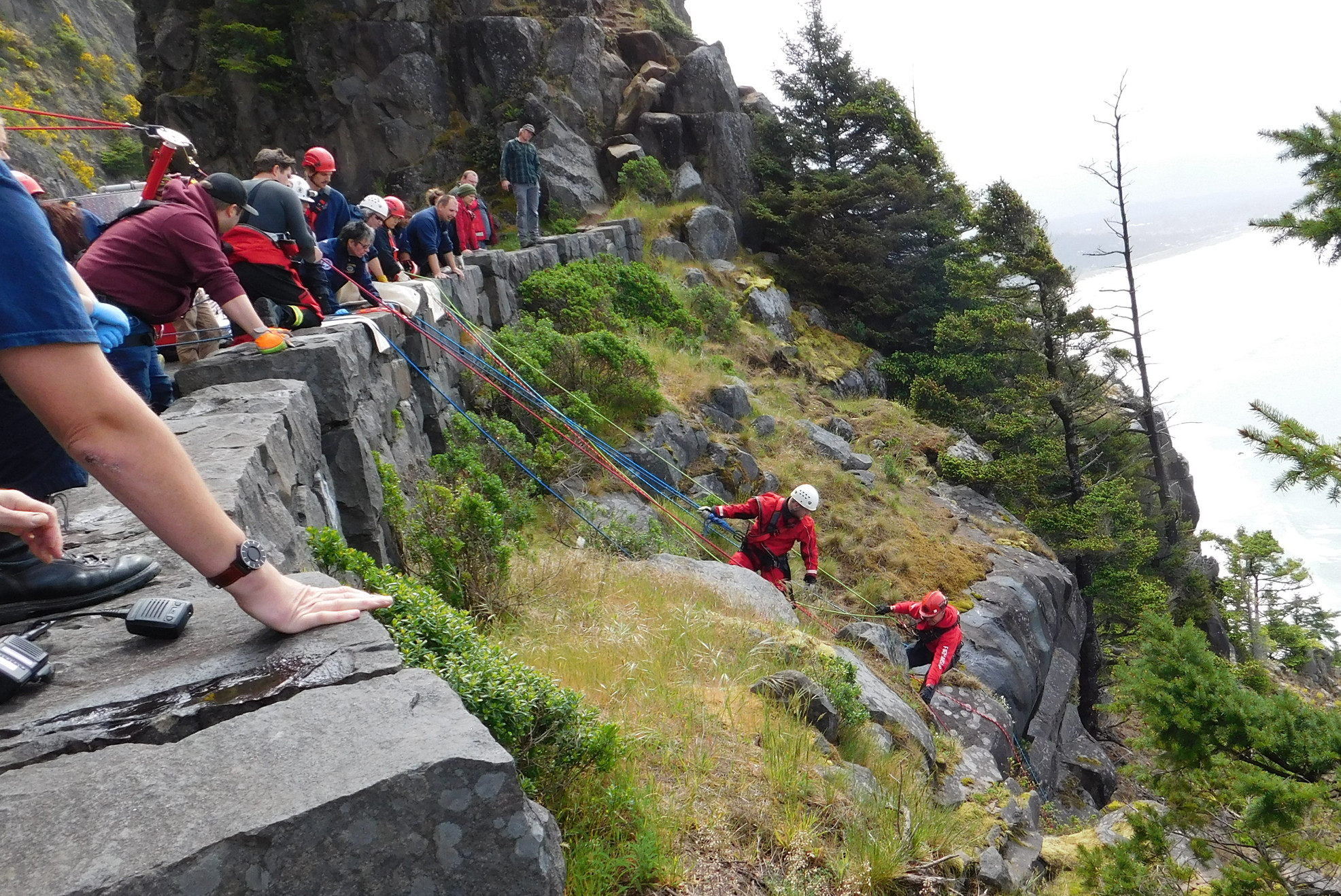 Wypadki w górach w dobie Instagrama