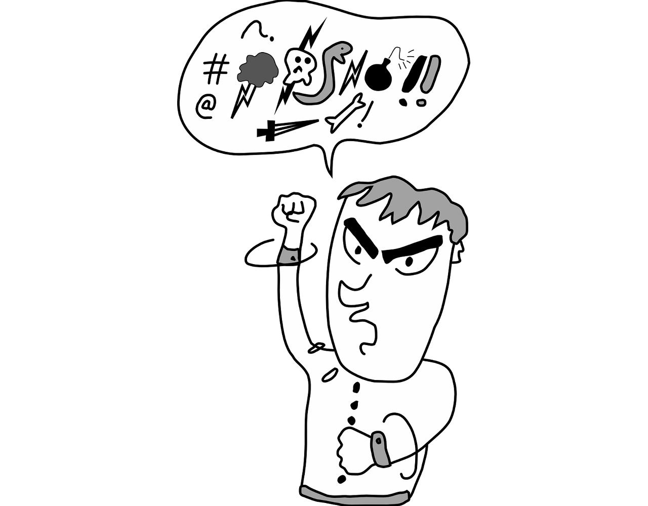 Jak przestać przeklinać?